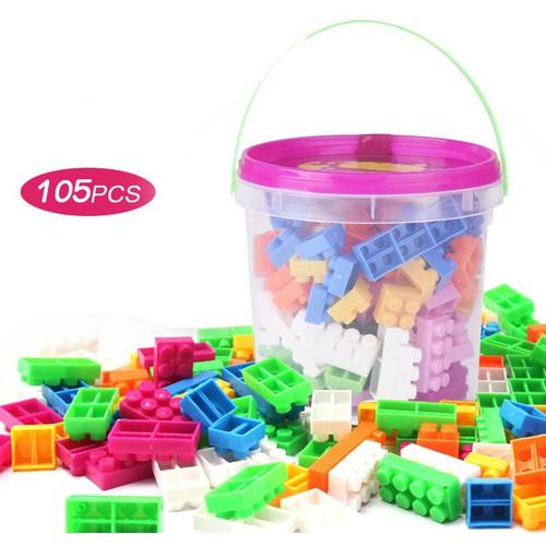 Đồ chơi xếp hình lắp ghép cho bé - 105 mảnh ghép - Đồ chơi trẻ em phát triển trí tuệ - 9103471 , 18802323 , 15_18802323 , 70000 , Do-choi-xep-hinh-lap-ghep-cho-be-105-manh-ghep-Do-choi-tre-em-phat-trien-tri-tue-15_18802323 , sendo.vn , Đồ chơi xếp hình lắp ghép cho bé - 105 mảnh ghép - Đồ chơi trẻ em phát triển trí tuệ