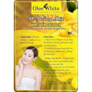 Ủ trắng mặt Huyết Yến Collagen - Ủ huyết yến - 1052 thumbnail