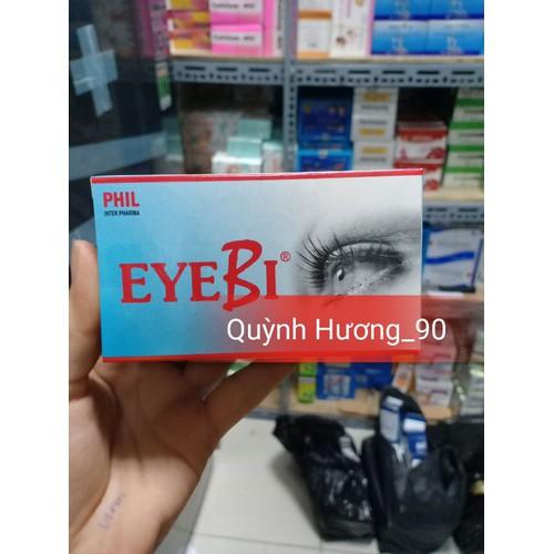 EYEBI - Bổ sung cho đôi mắt sáng đẹp