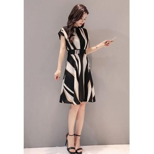 Đầm xòe phối màu thời trang - LV199 - 9129823 , 18838143 , 15_18838143 , 270000 , Dam-xoe-phoi-mau-thoi-trang-LV199-15_18838143 , sendo.vn , Đầm xòe phối màu thời trang - LV199