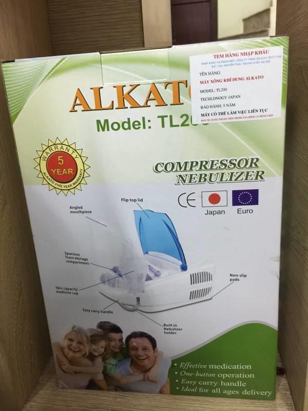 Máy xông khí dung mũi họng Alkato - alkato 4
