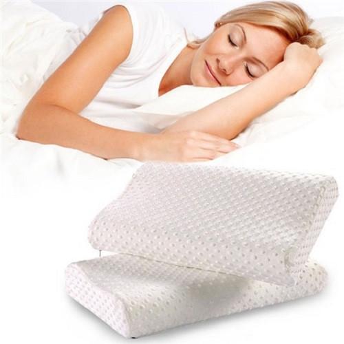 Gối chống ngáy ngủ Memory Pillow - 9115549 , 18820343 , 15_18820343 , 130000 , Goi-chong-ngay-ngu-Memory-Pillow-15_18820343 , sendo.vn , Gối chống ngáy ngủ Memory Pillow