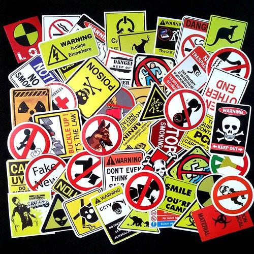 Bộ Sticker dán cao cấp chủ đề WARNING - Dùng dán Xe, dán mũ bảo hiểm, dán Laptop... - 9129449 , 18837727 , 15_18837727 , 15000 , Bo-Sticker-dan-cao-cap-chu-de-WARNING-Dung-dan-Xe-dan-mu-bao-hiem-dan-Laptop...-15_18837727 , sendo.vn , Bộ Sticker dán cao cấp chủ đề WARNING - Dùng dán Xe, dán mũ bảo hiểm, dán Laptop...
