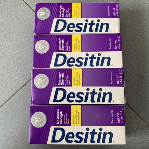 Kem chống hăm Desitin Maximum Strength 113g - 9120223 , 18826078 , 15_18826078 , 230000 , Kem-chong-ham-Desitin-Maximum-Strength-113g-15_18826078 , sendo.vn , Kem chống hăm Desitin Maximum Strength 113g
