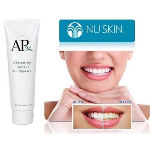 Kem đánh răng trắng sáng NUSKIN AP24 - hàng chính hãng - 9122432 , 18828913 , 15_18828913 , 250000 , Kem-danh-rang-trang-sang-NUSKIN-AP24-hang-chinh-hang-15_18828913 , sendo.vn , Kem đánh răng trắng sáng NUSKIN AP24 - hàng chính hãng