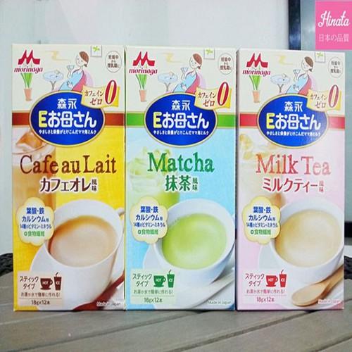sữa cho bà bầu morigana nhật bản