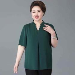 áo trung niên cao cấp cho ngừoi lớn tuổi (thời trang Lolita xinh) BM508c