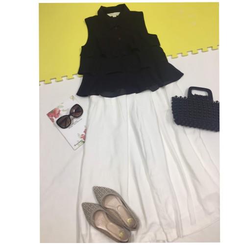 Set thời trang áo + váy Hàn ,Nhật tuyển chọn