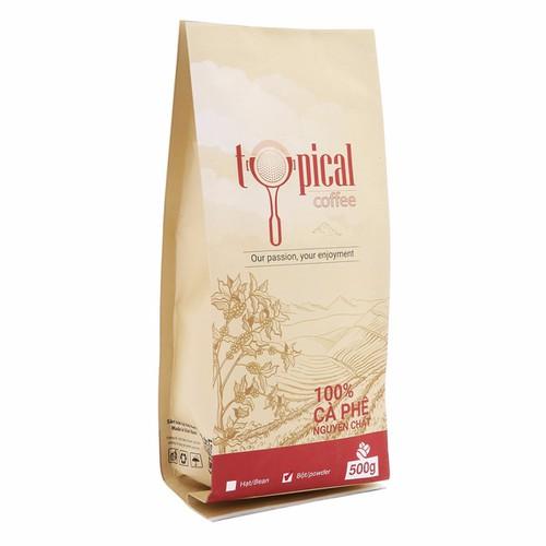 Cà Phê Pha Phin - 500g Bột Cà Phê Nguyên Chất - Typical Coffee Body - 11331223 , 18829685 , 15_18829685 , 100000 , Ca-Phe-Pha-Phin-500g-Bot-Ca-Phe-Nguyen-Chat-Typical-Coffee-Body-15_18829685 , sendo.vn , Cà Phê Pha Phin - 500g Bột Cà Phê Nguyên Chất - Typical Coffee Body