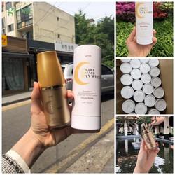 Review kem sữa chua lên men Genie Hàn Quốc
