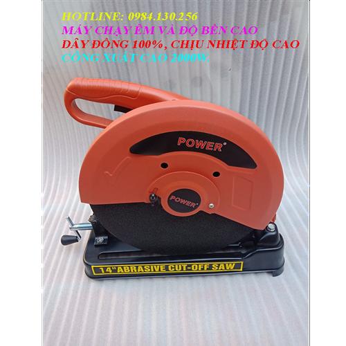 Máy cắt sắt Power 2000w P6355 - Máy Cắt