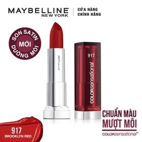 Son Dưỡng Môi Satin Maybelline New York Color Sensational State Your Color Lipstick 3.9g - 6902395728177