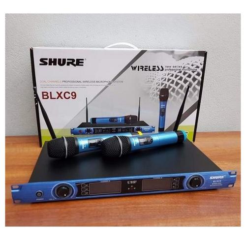Micro Không Dây SHUR BLX C9