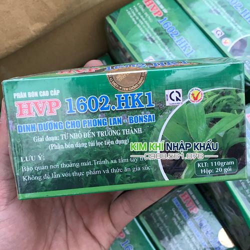 Phân bón cao cấp dinh dưỡng cho phong lan, bonsai giai đoạn từ nhỏ đến trưởng thành- HVP 1602.HK1 - 9118387 , 18824087 , 15_18824087 , 30000 , Phan-bon-cao-cap-dinh-duong-cho-phong-lan-bonsai-giai-doan-tu-nho-den-truong-thanh-HVP-1602.HK1-15_18824087 , sendo.vn , Phân bón cao cấp dinh dưỡng cho phong lan, bonsai giai đoạn từ nhỏ đến trưởng thành- H