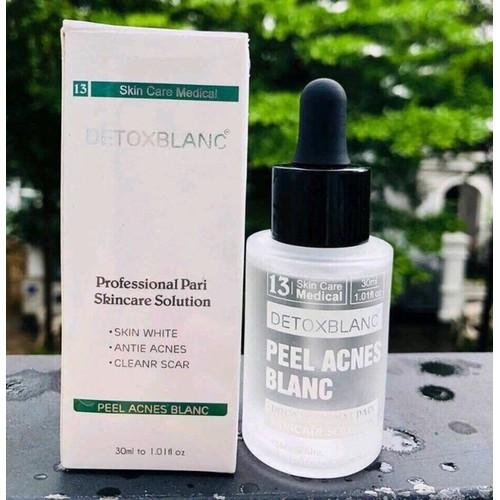 serum trị mụn detox blanc