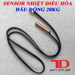 Đầu dò cảm biến dàn lạnh, Sensor nhiệt điều hòa đầu đồng 20KG