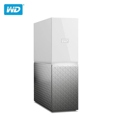 Ổ cứng di động HDD Western Digital My Cloud Home 3TB 3.5 USB 3.0 - WDBVXC0030HWT-SESN Trắng xám