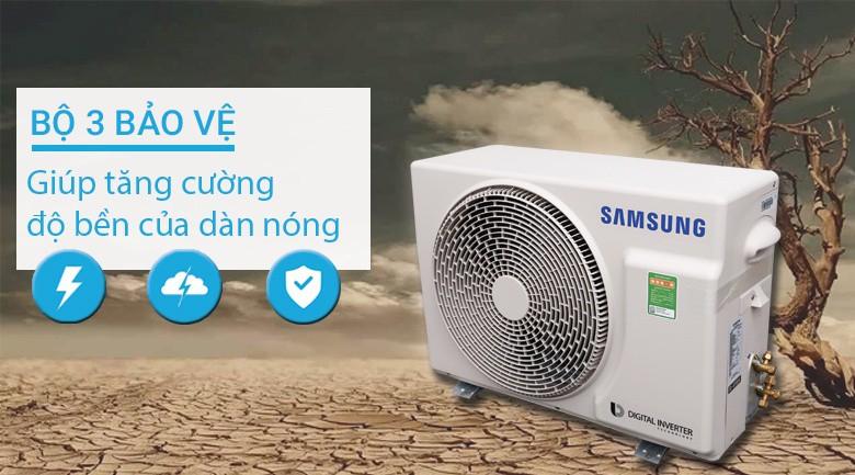 Easy Filter - Máy lạnh Samsung Inverter 1 HP AR10NVFTAGMNSV