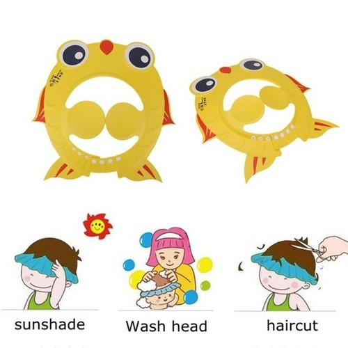 Mũ chắn nước cho bé hình cá siêu xinh mẫu mới - 9118436 , 18824139 , 15_18824139 , 59000 , Mu-chan-nuoc-cho-be-hinh-ca-sieu-xinh-mau-moi-15_18824139 , sendo.vn , Mũ chắn nước cho bé hình cá siêu xinh mẫu mới