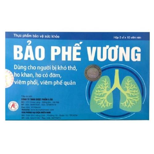 Bảo phế vương -viêm phế quản mãn tĩnh-dược phẩm á âu - 18978478 , 18832362 , 15_18832362 , 420000 , Bao-phe-vuong-viem-phe-quan-man-tinh-duoc-pham-a-au-15_18832362 , sendo.vn , Bảo phế vương -viêm phế quản mãn tĩnh-dược phẩm á âu