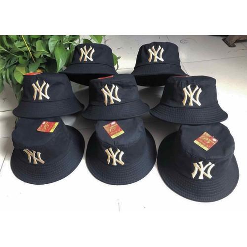 Mũ Bucket NY - 9128645 , 18836826 , 15_18836826 , 135000 , Mu-Bucket-NY-15_18836826 , sendo.vn , Mũ Bucket NY