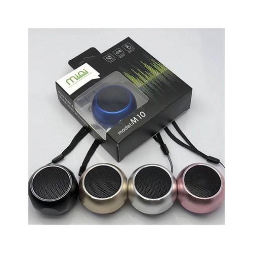 Loa Mini Bluetooth Speaker M10 - 9126761 , 18834740 , 15_18834740 , 289000 , Loa-Mini-Bluetooth-Speaker-M10-15_18834740 , sendo.vn , Loa Mini Bluetooth Speaker M10