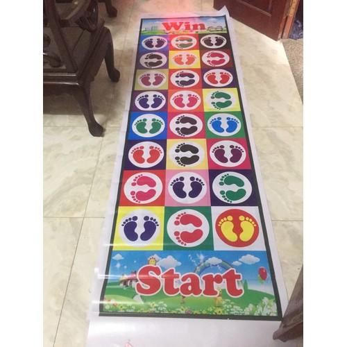 Bạt  thảm nhảy bước chân,0,7x2,3m số  chơi vận động cho bé phát triển trí não - 9124692 , 18832001 , 15_18832001 , 68000 , Bat-tham-nhay-buoc-chan07x23m-so-choi-van-dong-cho-be-phat-trien-tri-nao-15_18832001 , sendo.vn , Bạt  thảm nhảy bước chân,0,7x2,3m số  chơi vận động cho bé phát triển trí não