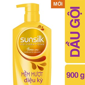 Dầu gội Sunsilk vàng 900g - Sunsilk vàng 900g