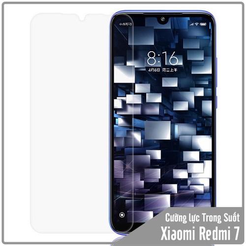 MUA 1 TẶNG 1-Kính cường lực Xiaomi Redmi 7 trong suốt