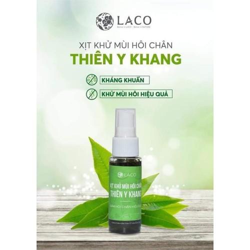 Xịt khử mùi hôi chân Thiên Y Khang - 9141203 , 18850596 , 15_18850596 , 180000 , Xit-khu-mui-hoi-chan-Thien-Y-Khang-15_18850596 , sendo.vn , Xịt khử mùi hôi chân Thiên Y Khang