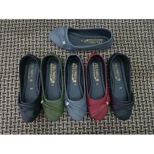 Giày Búp Bê Nơ Chéo - Giày Dép Siêu Rẻ