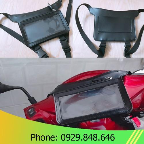 Túi treo điện thoại xe máy new version 2019 da PU Xịn chuyên dụng cho Grab, Bee, Goviet và xe ôm công nghệ CHOTO CT255reo điện thoại trên xe máy thế hệ mới CHOTO CT79 - BH 1 đổi 1 - 9137078 , 18846089 , 15_18846089 , 119000 , Tui-treo-dien-thoai-xe-may-new-version-2019-da-PU-Xin-chuyen-dung-cho-Grab-Bee-Goviet-va-xe-om-cong-nghe-CHOTO-CT255reo-dien-thoai-tren-xe-may-the-he-moi-CHOTO-CT79-BH-1-doi-1-15_18846089 , sendo.vn , Túi t