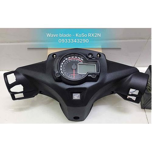 Trọn Bộ Bợ Cổ Wave Blade - Koso Rx2n