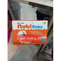 NUTRI BABY - Giúp trẻ ăn ngon tiêu hóa tốt