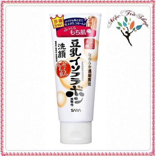Sữa Rửa Mặt Sana Nhật Bản Chiết Xuất Mầm Đậu Nành 150g - 9136479 , 18845442 , 15_18845442 , 185000 , Sua-Rua-Mat-Sana-Nhat-Ban-Chiet-Xuat-Mam-Dau-Nanh-150g-15_18845442 , sendo.vn , Sữa Rửa Mặt Sana Nhật Bản Chiết Xuất Mầm Đậu Nành 150g