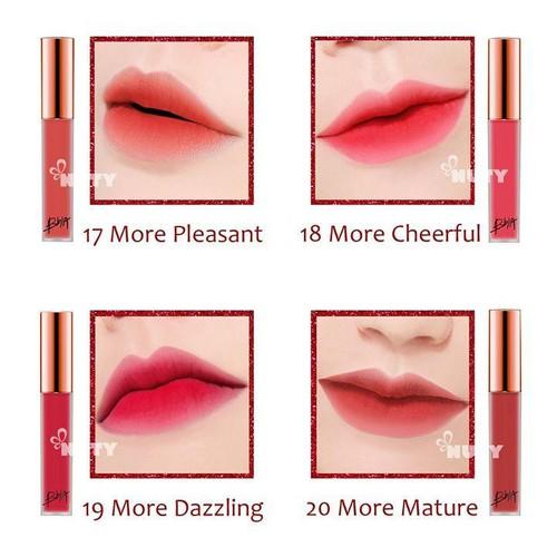 Son kem BBia Last Velvet Lip Tint Version 4 - 9142556 , 18852041 , 15_18852041 , 186000 , Son-kem-BBia-Last-Velvet-Lip-Tint-Version-4-15_18852041 , sendo.vn , Son kem BBia Last Velvet Lip Tint Version 4