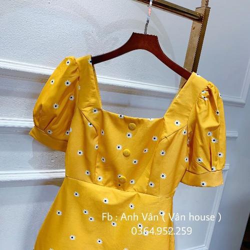 Đầm xòe xinh xắn