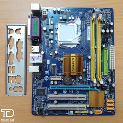 Main Giga G31 socket 775 ram DDR2 - Bo mạch chủ Gigabyte G31