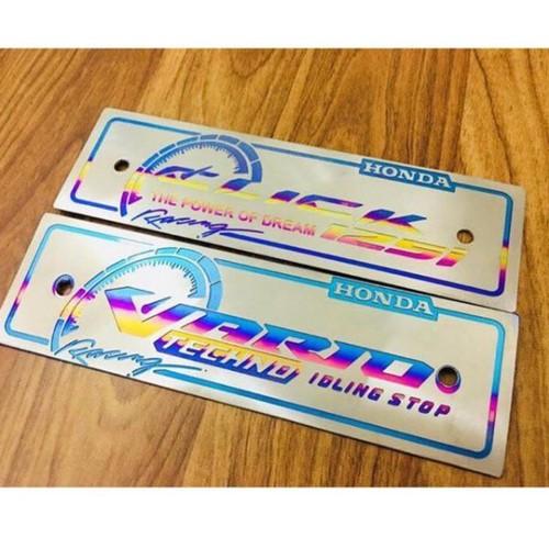 Bảng tên Titanium Vario Click Winner Ex DoChoiXeMay - 9144166 , 18853751 , 15_18853751 , 150000 , Bang-ten-Titanium-Vario-Click-Winner-Ex-DoChoiXeMay-15_18853751 , sendo.vn , Bảng tên Titanium Vario Click Winner Ex DoChoiXeMay