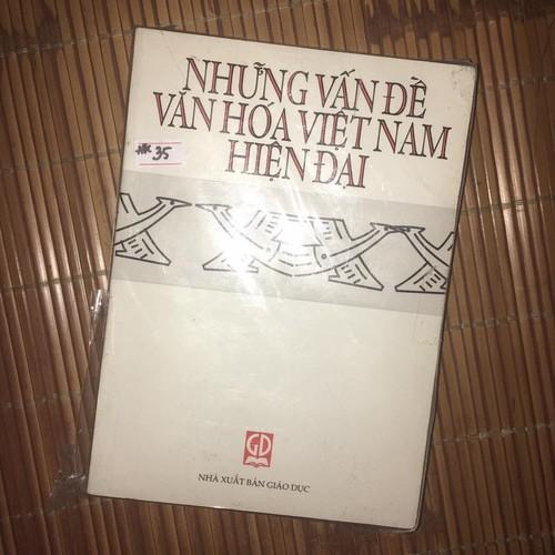 Những vấn đề văn hóa Việt Nam hiện đại