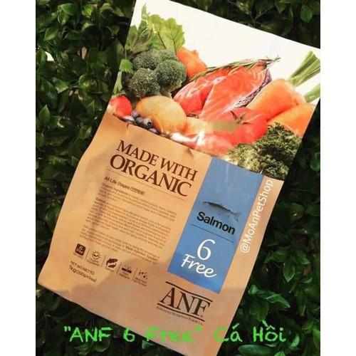 Thức ăn hạt hữu cơ ANF cho chó