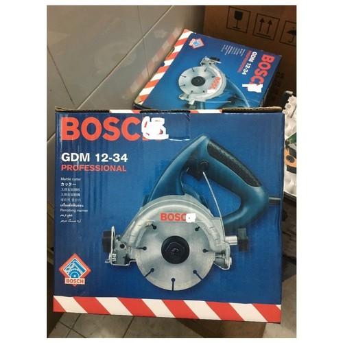 máy cắt gạch bosh GDM 12-34