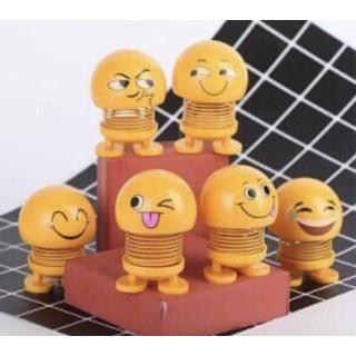 com bo 6 nhún mini siêu xinh - con thú nhún thumbnail