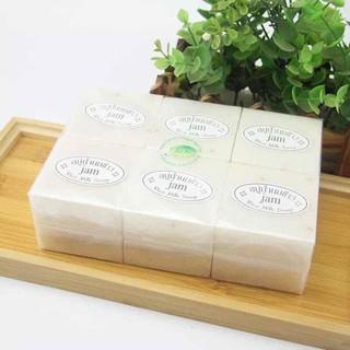 Set 2 bánh xà phòng sữa gạo thái lan - S2BXP thumbnail