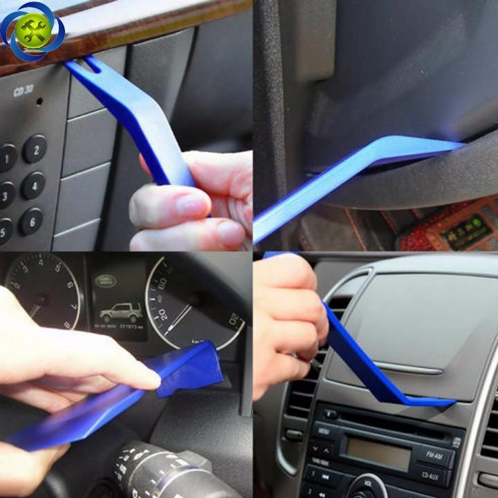 Bộ nạy đồ nhựa HC-5216 có 5 chi tiết màu xanh 3