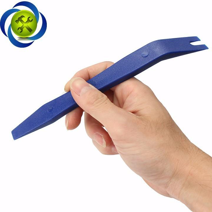 Bộ nạy đồ nhựa HC-5216 có 5 chi tiết màu xanh 2