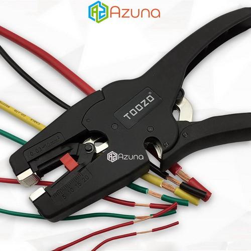 Kìm tuốt dây điện TOOZO – AWG 32-7 -đường kính dây từ 0.03-10mm - 9132827 , 18841531 , 15_18841531 , 219000 , Kim-tuot-day-dien-TOOZO-AWG-32-7-duong-kinh-day-tu-0.03-10mm-15_18841531 , sendo.vn , Kìm tuốt dây điện TOOZO – AWG 32-7 -đường kính dây từ 0.03-10mm