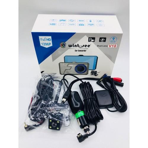 Camera hành trình xe hơi V10. Màn cảm ứng 3.2in - có came lùi dòng cao cấp tặng thẻ 64gb - 9139232 , 18848455 , 15_18848455 , 1150000 , Camera-hanh-trinh-xe-hoi-V10.-Man-cam-ung-3.2in-co-came-lui-dong-cao-cap-tang-the-64gb-15_18848455 , sendo.vn , Camera hành trình xe hơi V10. Màn cảm ứng 3.2in - có came lùi dòng cao cấp tặng thẻ 64gb