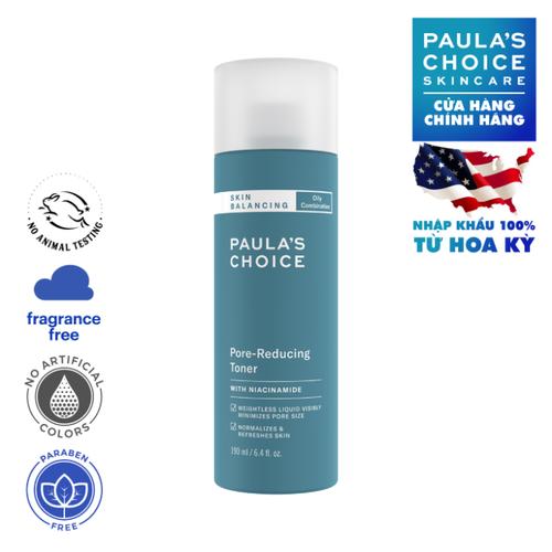Nước Cân Bằng và Điều Chỉnh Lỗ Chân Lông Paula's Choice Skin Balancing Pore Reducing Toner 190ml - 9142116 , 18851571 , 15_18851571 , 690000 , Nuoc-Can-Bang-va-Dieu-Chinh-Lo-Chan-Long-Paulas-Choice-Skin-Balancing-Pore-Reducing-Toner-190ml-15_18851571 , sendo.vn , Nước Cân Bằng và Điều Chỉnh Lỗ Chân Lông Paula's Choice Skin Balancing Pore Reducing
