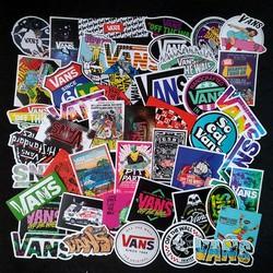 Sticker cắt sẵn dán Vali, xe, barber shop, Mũ bảo hiểm , máy tính,, tường…
